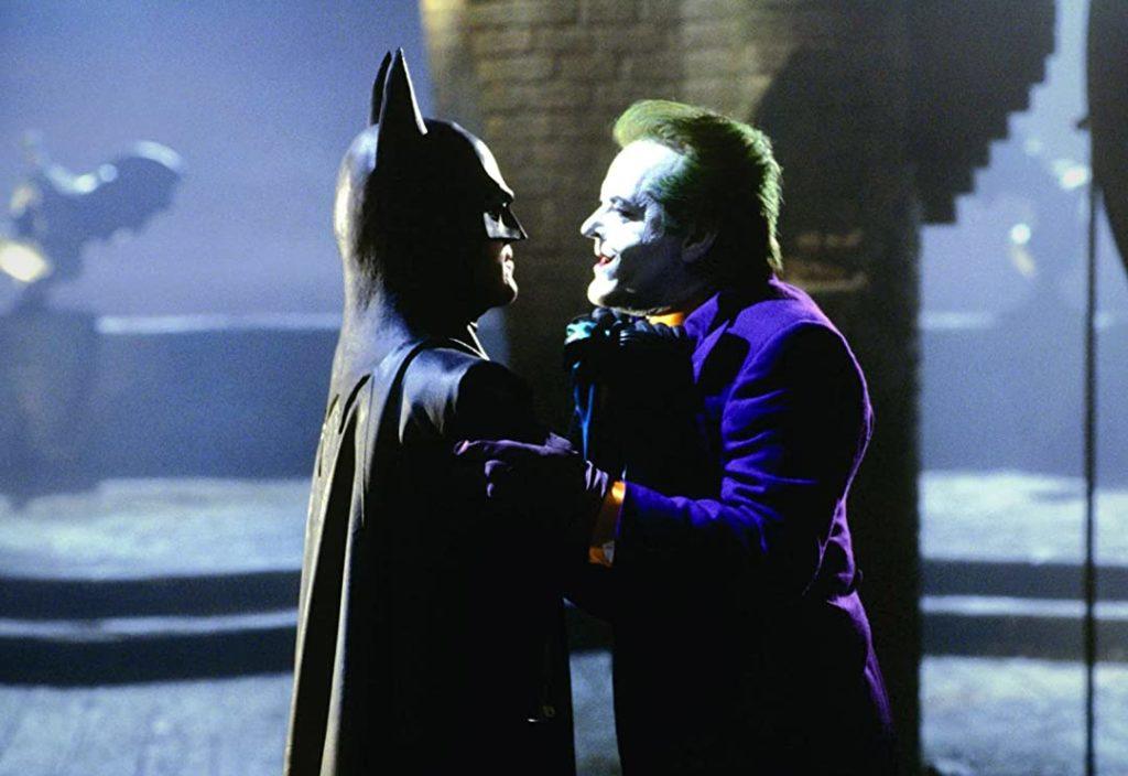 Tim Burton Batman Filmi
