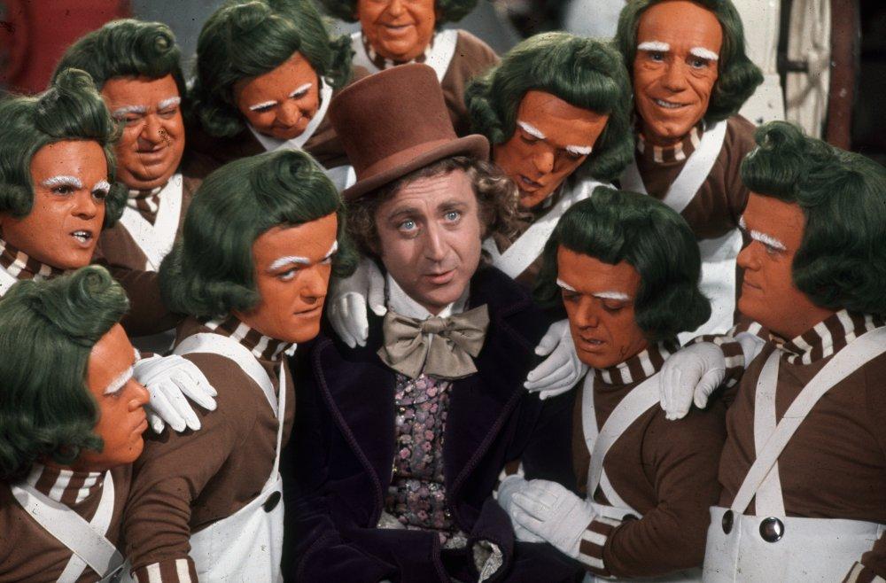 Willy Wonka & the Chocolate Factory - Gene Wilder