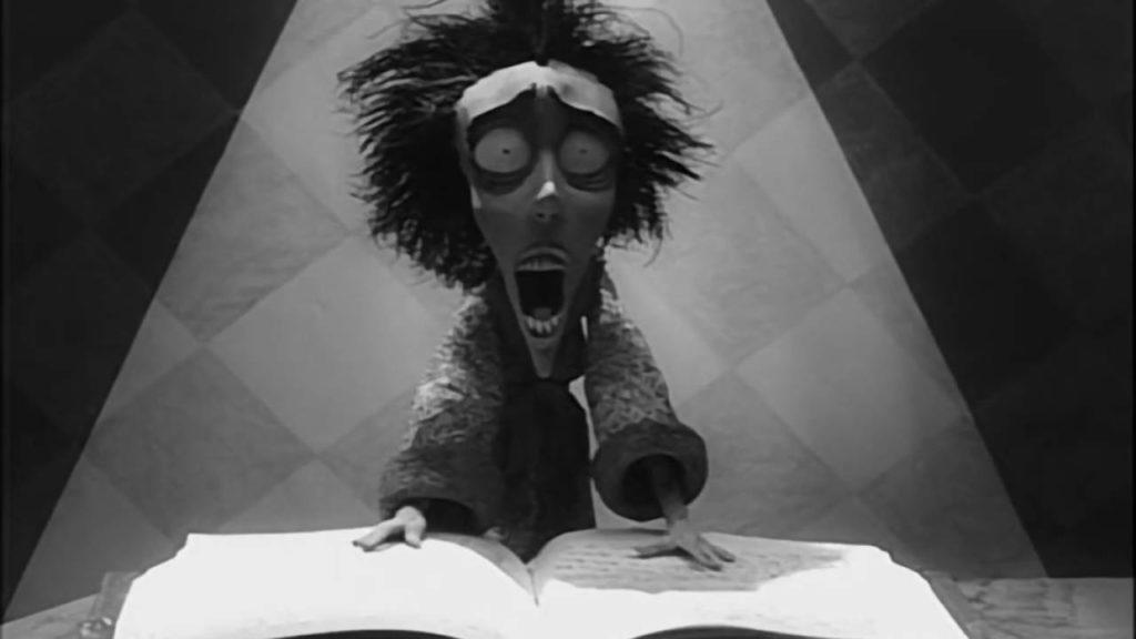 Tim Burton Kısa Filmi Vincent