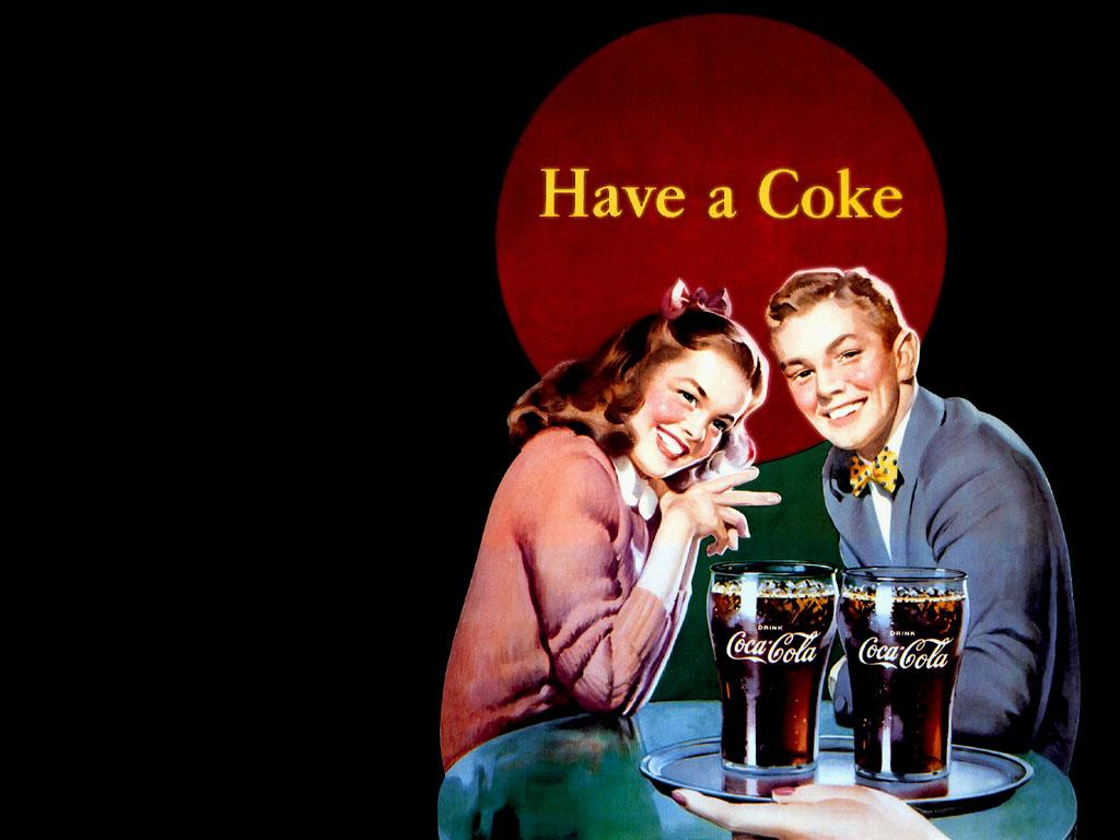 Coca-Cola eski reklamları