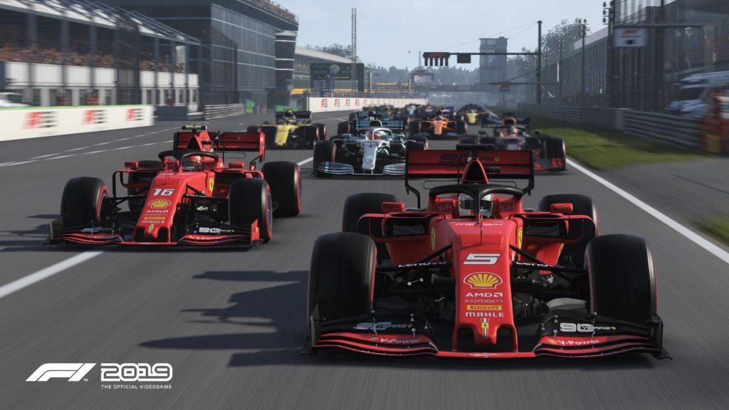 F1 2019 Oyna