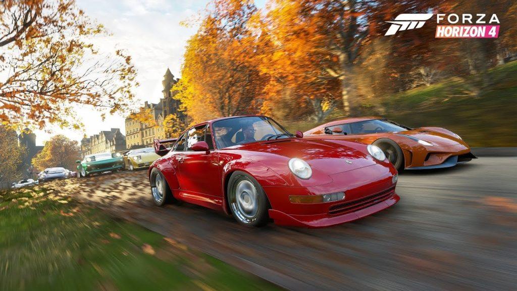 Forza Horizon 4 Oyna
