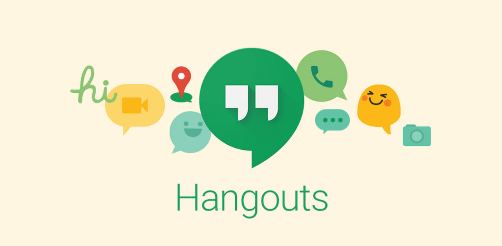 Facebook Messenger Alternatifi Google Hangouts