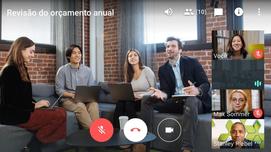 Google Meet Son Güncellemesi ile Hangi Yenilikleri Ekledi?