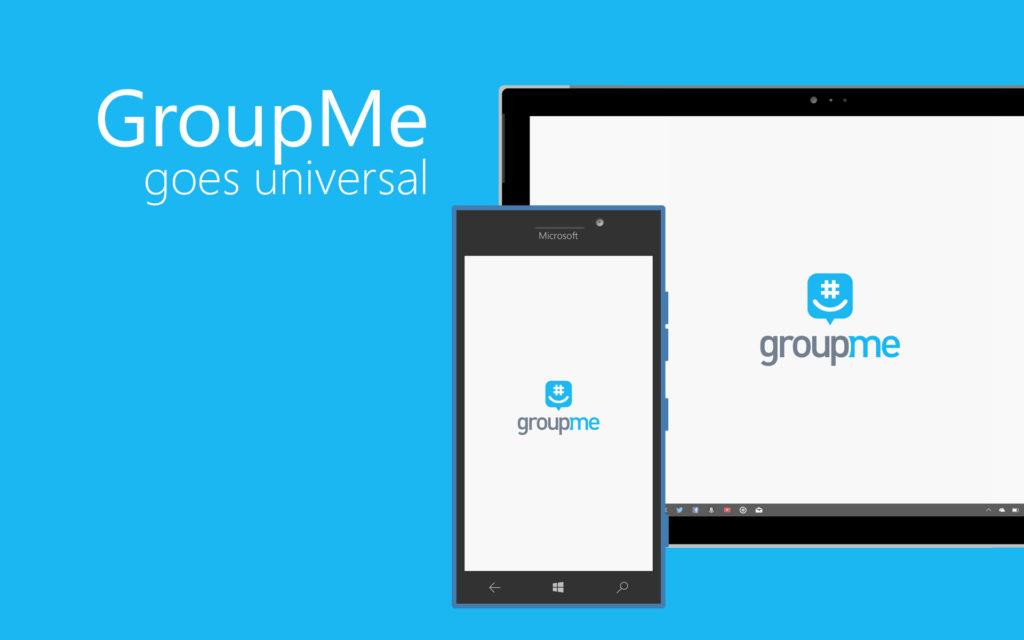 Microsoft GroupMe Uygulaması