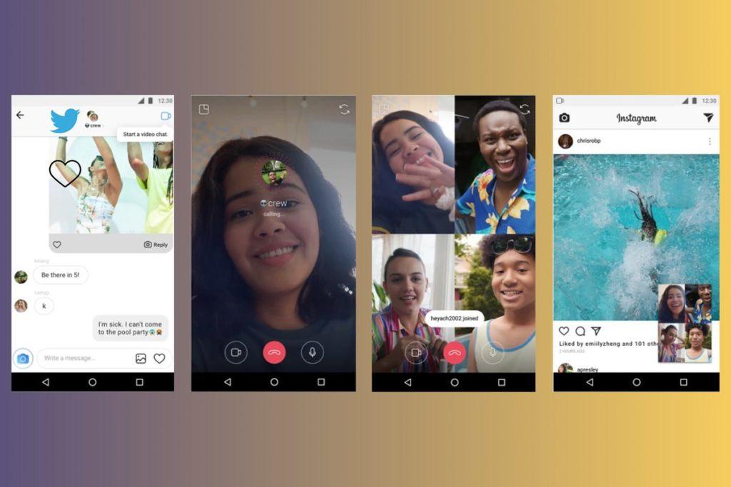 Instagram görüntülü sohbet yapma