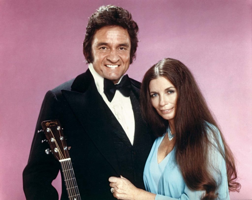 Johnny Cash ve Eşi June Carter