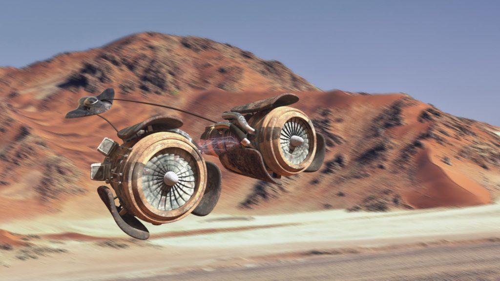Star Wars Episode I: Racer Oyna