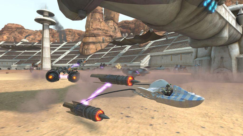 Star Wars Episode I: Racer Oyunu