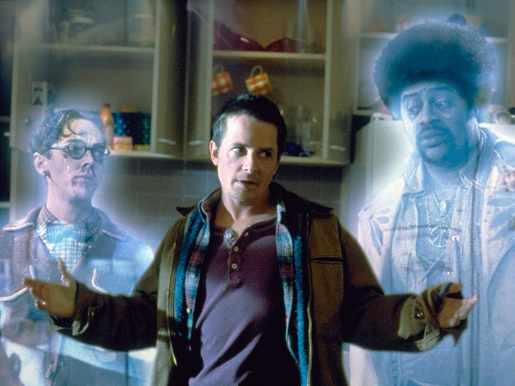 Hayalet Komedisi Filmi The Frighteners