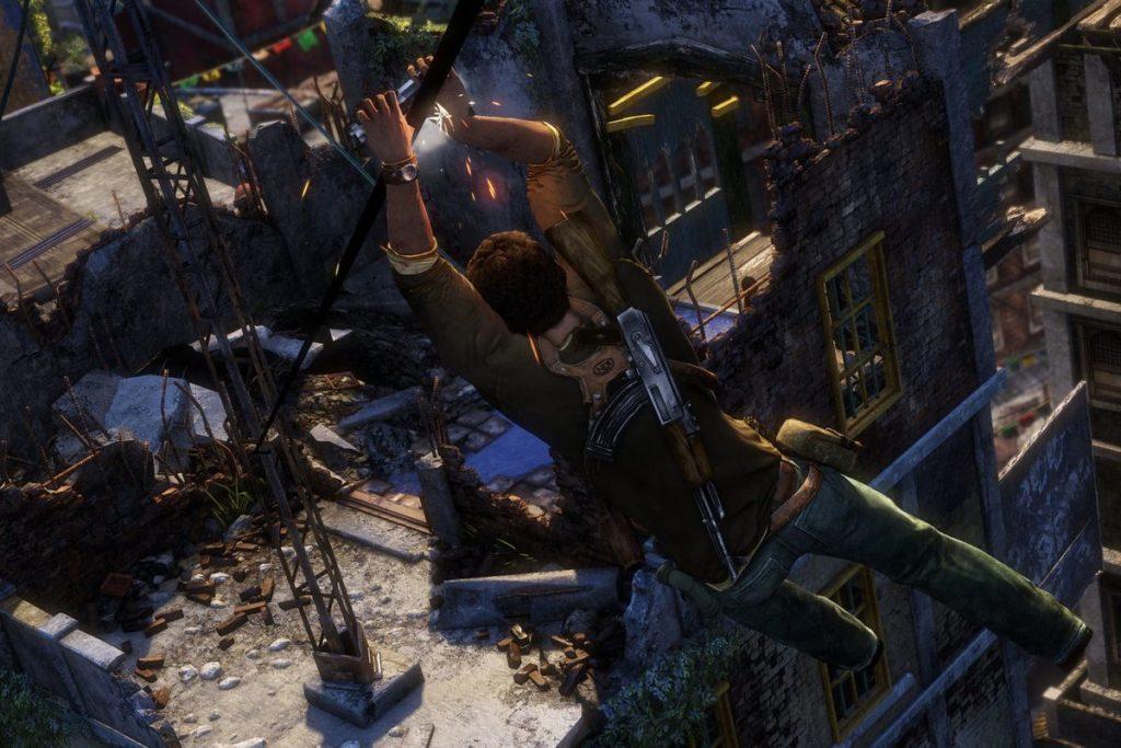 Uncharted: The Nathan Drake Collection Ücretsiz Oyna